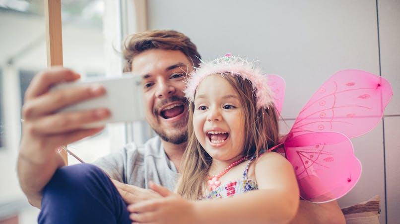 21% des Français ont déjà montré leurs enfants sur internet sans floutage