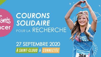 Cancer pédiatrique : participez à la course du 27 septembre prochain