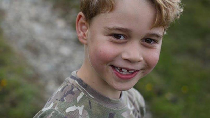 Le prince George a 7 ans : des photos inédites capturées par Kate Middleton