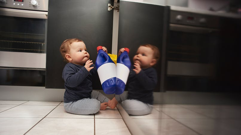 Les accidents domestiques graves en hausse chez les enfants durant le confinement