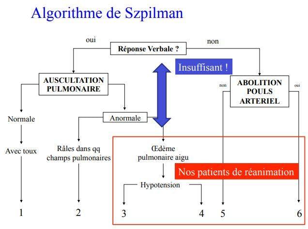 Stades de noyade : l'algorithme de Szpilman