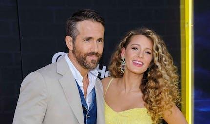 Blake Lively et Ryan Reynolds : le prénom de leur bébé révélé