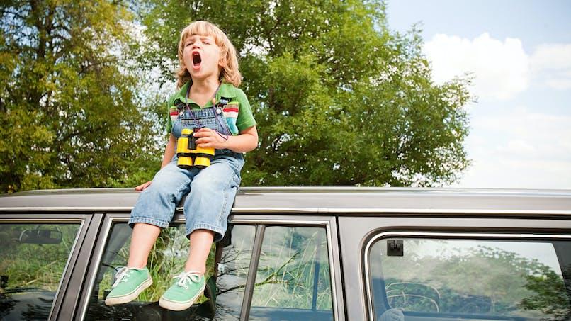 Les 10 pires cauchemars des parents en vacances