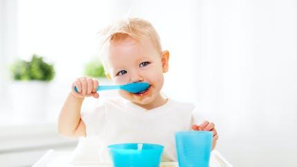 Rappel de couverts pour enfants pour risque d'ingestion