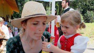 Etre mère en Allemagne : le témoignage de Feli
