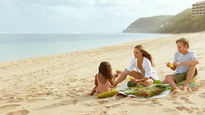 picnic plage