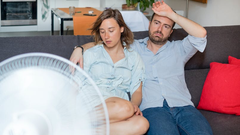Couple : la canicule favorise les crises