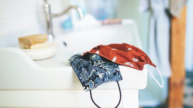 Masques en tissu : matières, nombre de couches, efficacité… Une étude fait le point