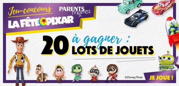concours Pixar