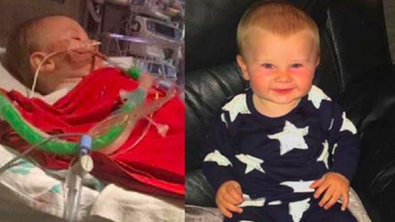 Son bébé dans le coma à cause d'une pastille de lave-vaisselle, une maman alerte les parents