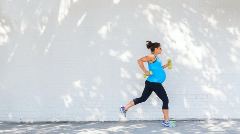 Sport : pratiqué pendant la grossesse, il assure une meilleure qualité du lait maternel