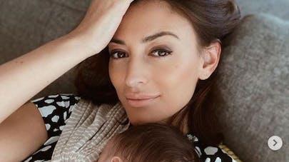Rachel Legrain-Trapani maman : ses confessions sur son corps post-grossesse