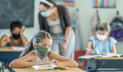 """Covid-19 : """"Il y aura des contaminations à l'école…"""""""