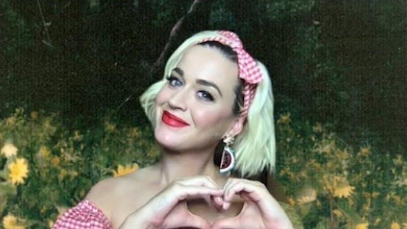 Katy Perry maman : elle nous présente son bébé