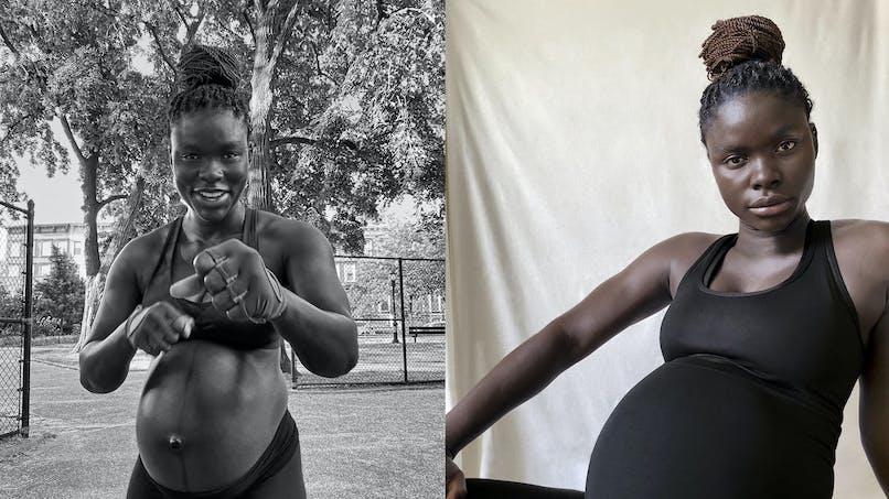 Nike lance une collection capsule pour les mamans sportives