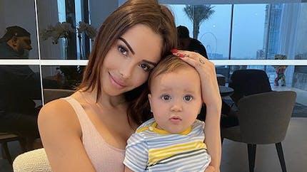 Nabilla : son fils a fait ses premiers pas