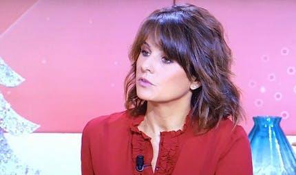 Faustine Bollaert énervée : on l'a empêchée d'accompagner son fils de 5 ans chez le coiffeur !
