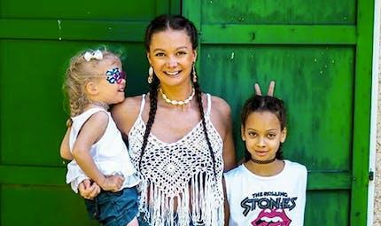 Alexandra de Koh-Lanta maman d'une petite fille malade, elle raconte les difficultés