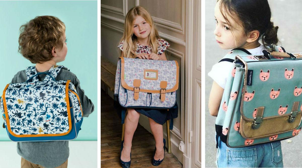 10 cartables que les enfants vont adorer