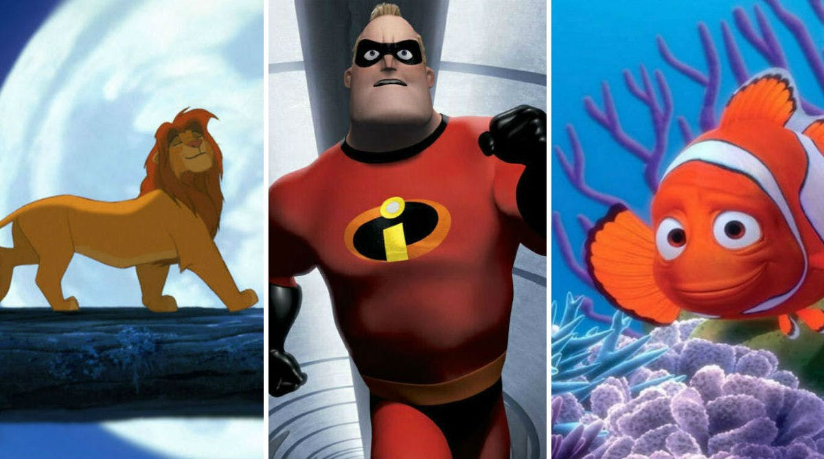 10 papas inoubliables de Disney