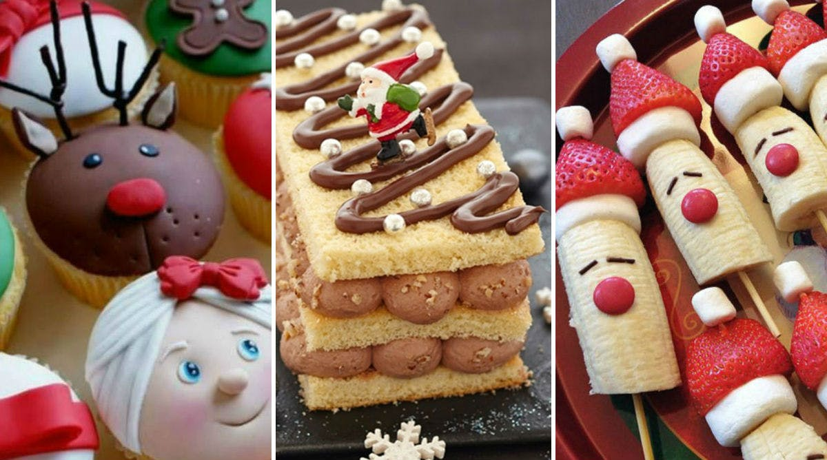 10 plats de Noël à réaliser avec les enfants