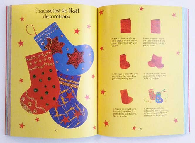 100 activités créatives pour noel