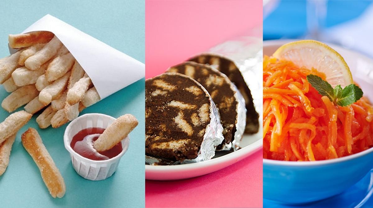 12 recettes étonnantes en trompe l'oeil