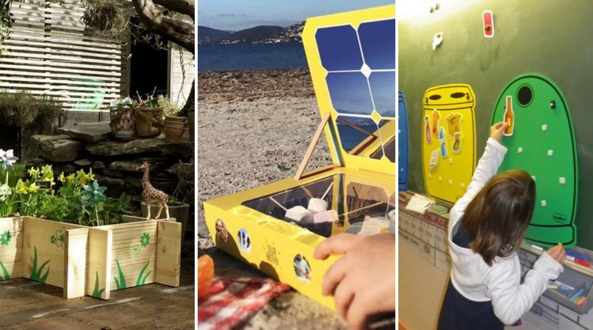 15 idées pour sensibiliser les enfants à l'écologie
