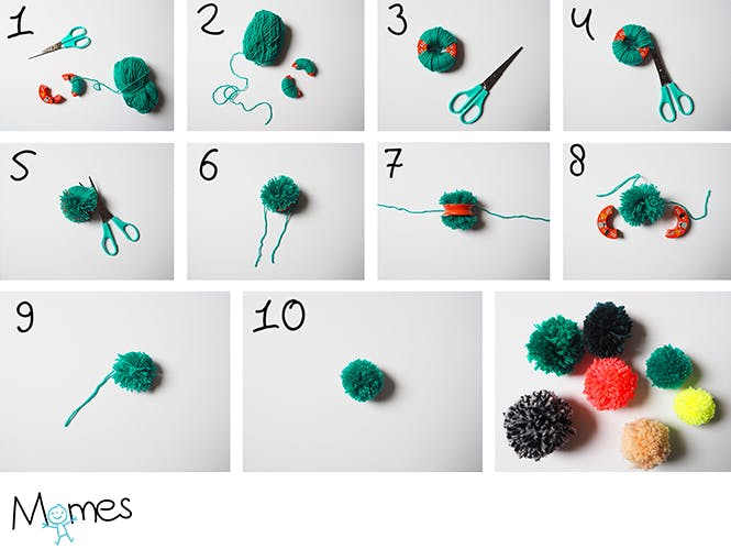 comment faire un pompon