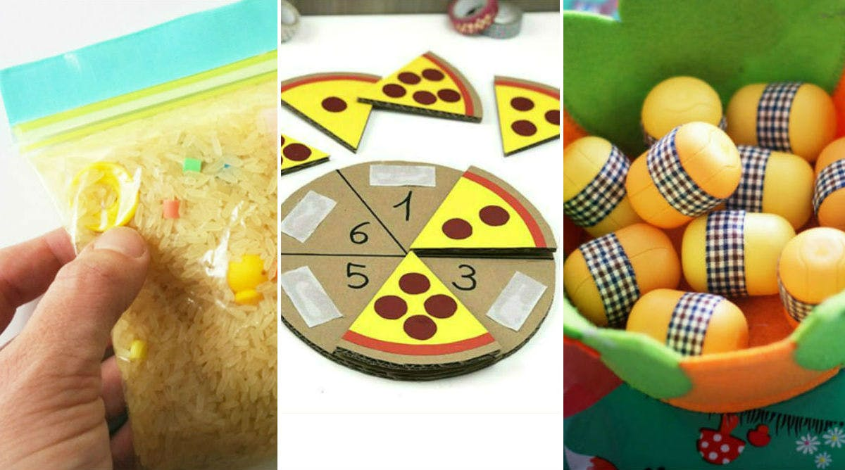 20 activités d'inspiration Montessori pour les enfants