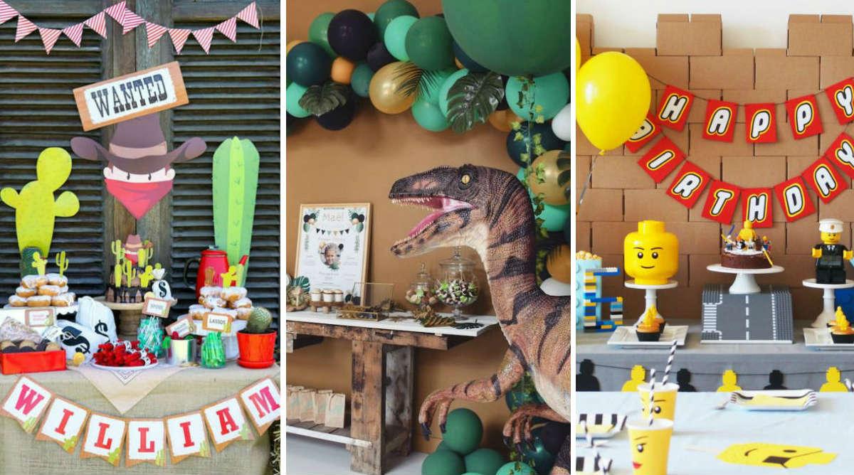 20 idées de décorations spécial anniversaire