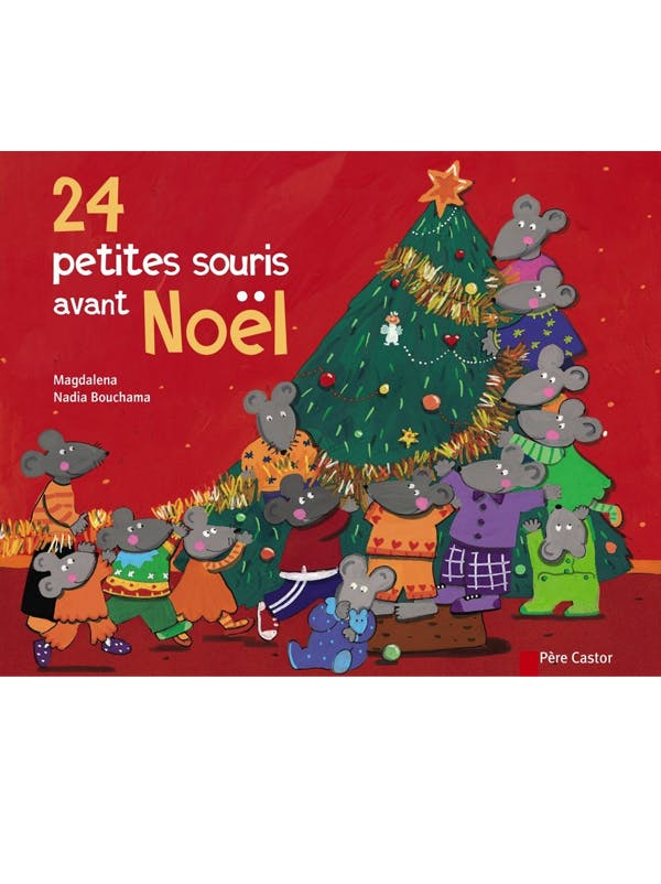 24 petites souris avant Noël