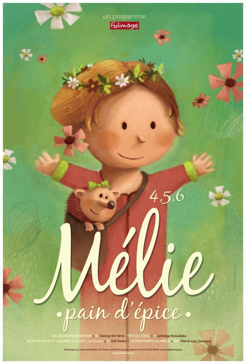 4, 5, 6, Mélie Pain d'Epice
