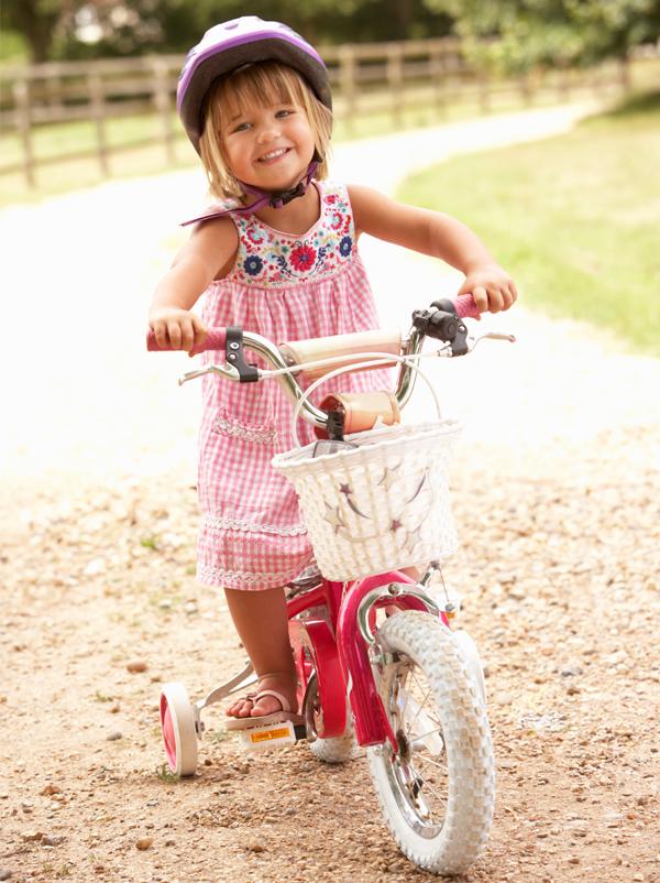 5 conseils pour apprendre à faire du vélo