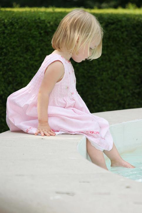 Comptine À la claire fontaine