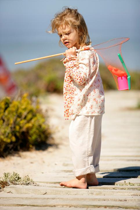 À la pêche aux moules