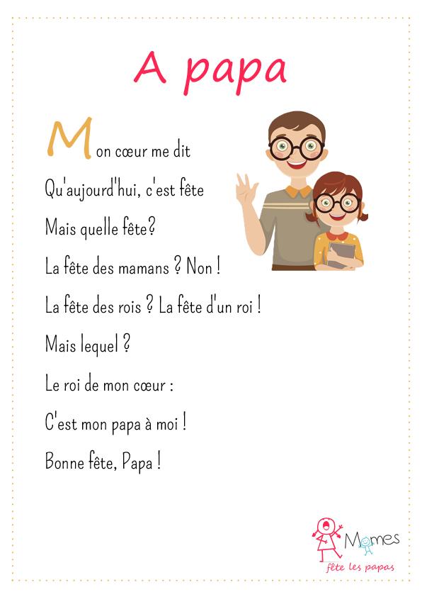 Papa - Carte anniversaire papa a imprimer ...