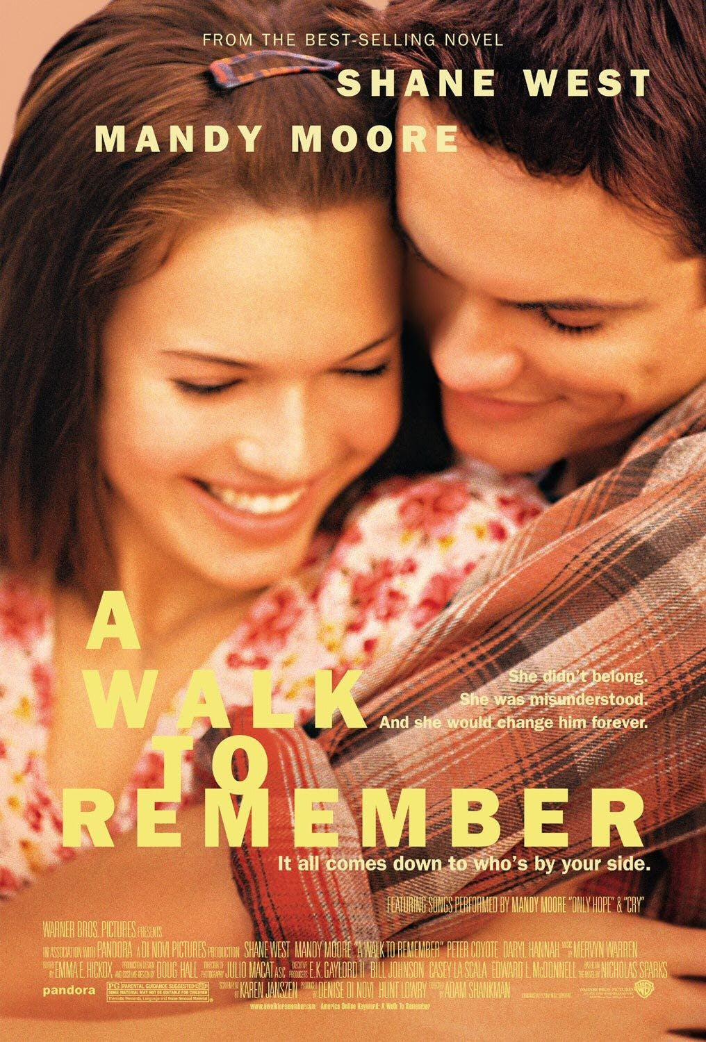 Affiche A walk to remember