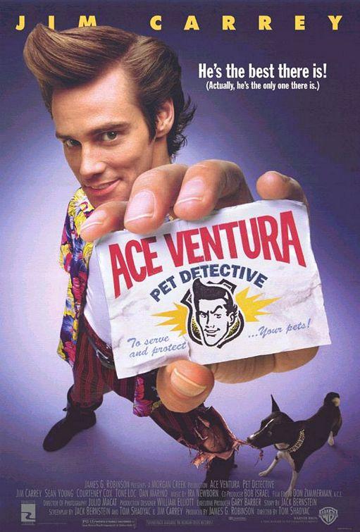 Affiche Ace Ventura