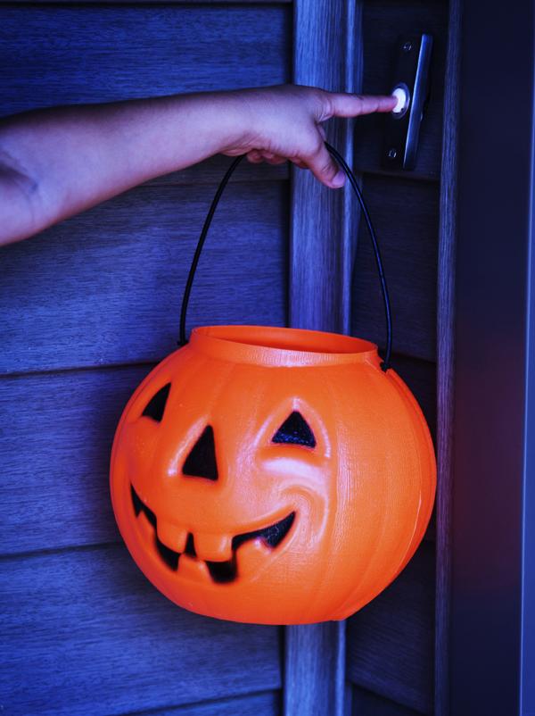 Comptine Acrostiche sur halloween