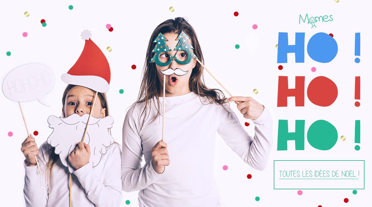 Activités pour fêter Noël avec les enfants