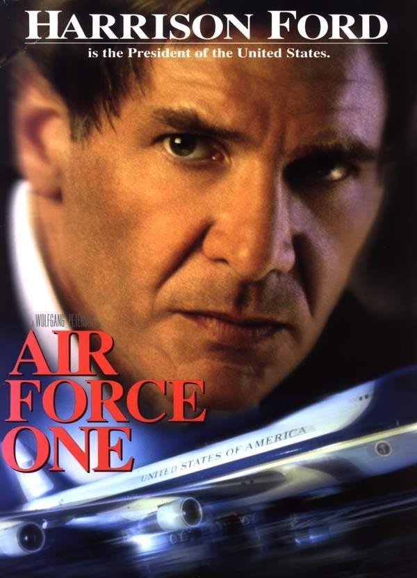 Air Force One affiche