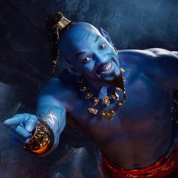 Aladdin : Découvrez Will Smith en Génie dans le nouveau teaser !