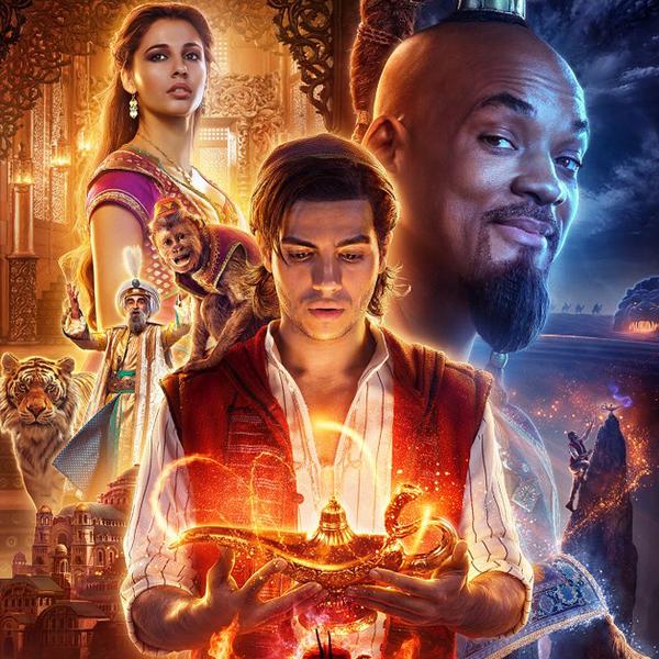 Aladdin film Disney bande annonce ce rêve bleu affiche