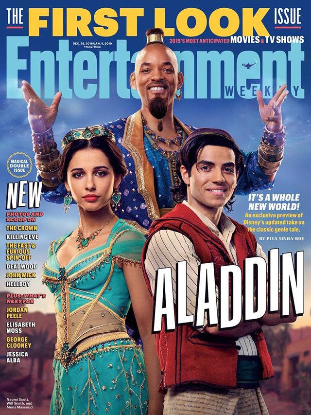 Aladdin Les Toutes Premières Images Du Film Et De Will