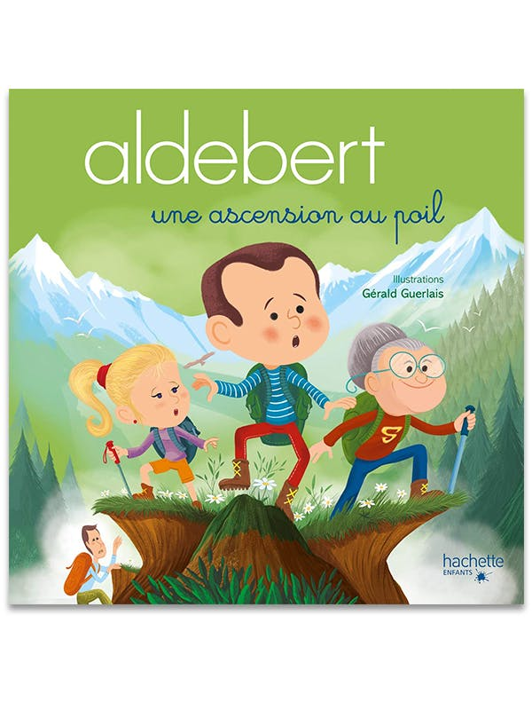 Aldebert - Une ascension au poil