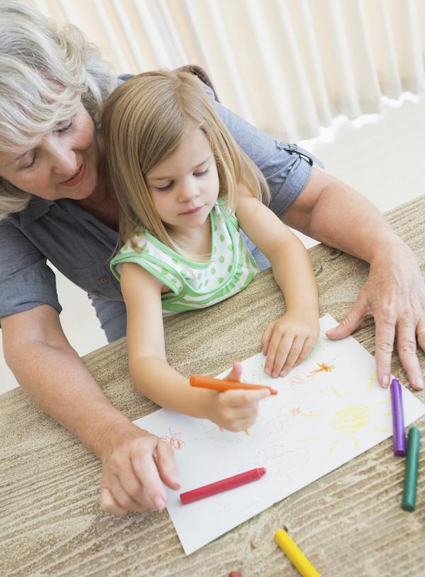 Anecdotes sur les grands-mères