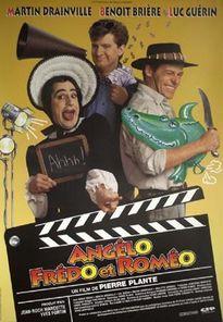 Affiche Angelo, Fredo et Roméo