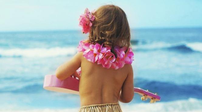 Anniversaire enfant theme des îles