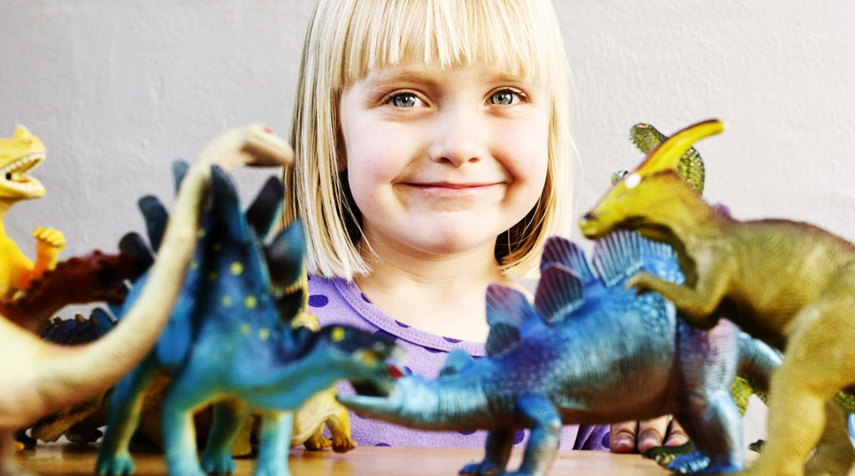 Anniversaire theme Dinosaure